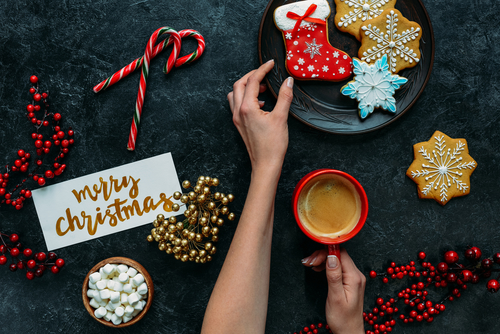 Holiday sweets and your teeth